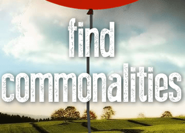 find-commonalities