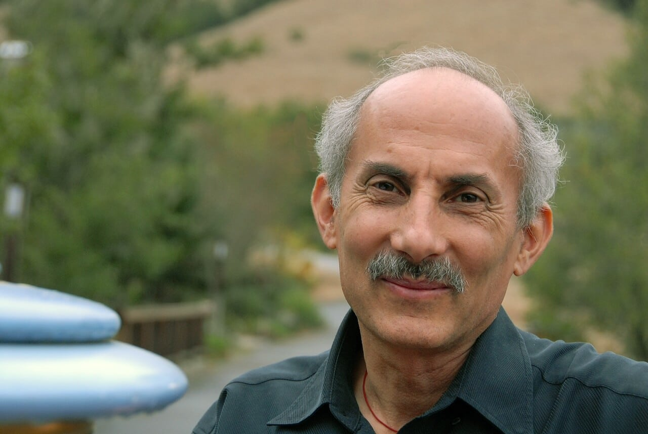 Jack Kornfield: Patience is The Wrong Word - Moving Art by Louie  Schwartzberg