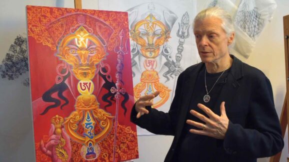 Moving Art director Louie Schwartzberg will receive the American Visionary Art Museum's highest honor, the Grand Visionary Award on August 2. Visionary Art. Artist Alex Gray discusses his work in a special Moving Art film.
