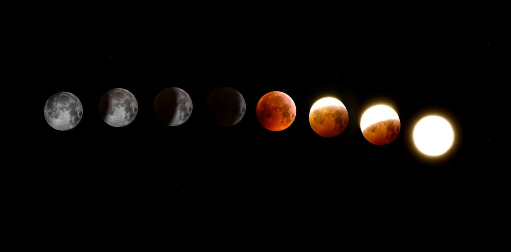 Meditations for the Lunar Eclipse (May 26th) Image